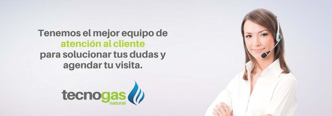 atencion al cliente tecnnogas natural